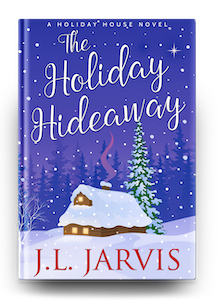 Cover:The Holiday Hideaway