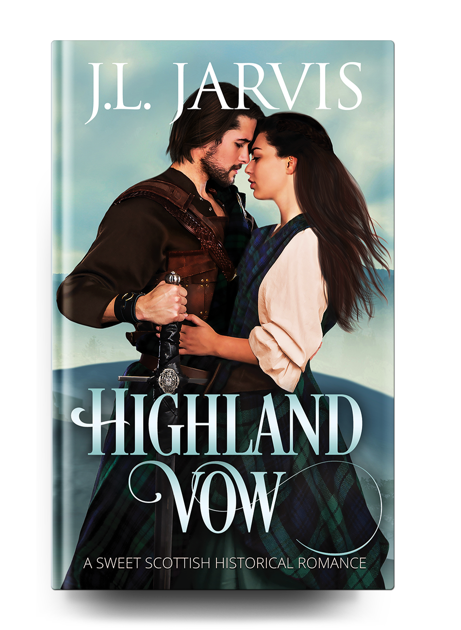 Cover:Highland Vow