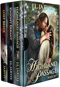 Highland Passage Boxed Set
