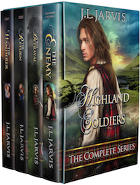 Highland Soldiers Complete Series