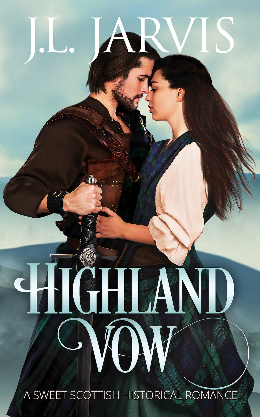 Cover: Highland Vow