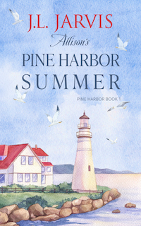 Cover:Allison's Pine Harbor Summer