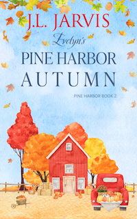 Cover:Evelyn's Pine Harbor Autumn