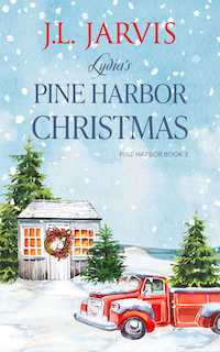Cover:Lydia's Pine Harbor Christmas
