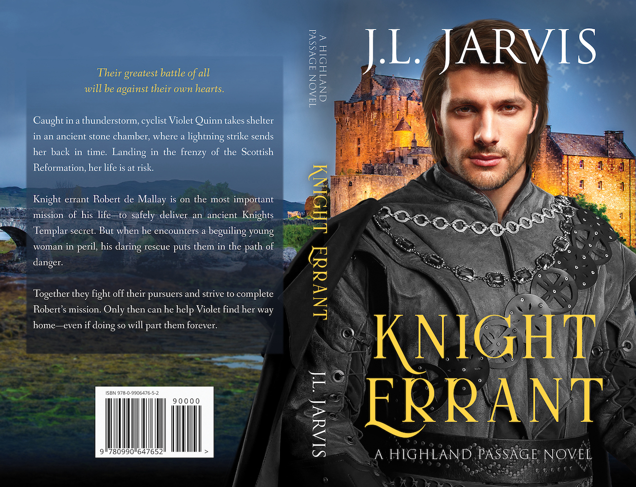 Knight Errant (Book 2)