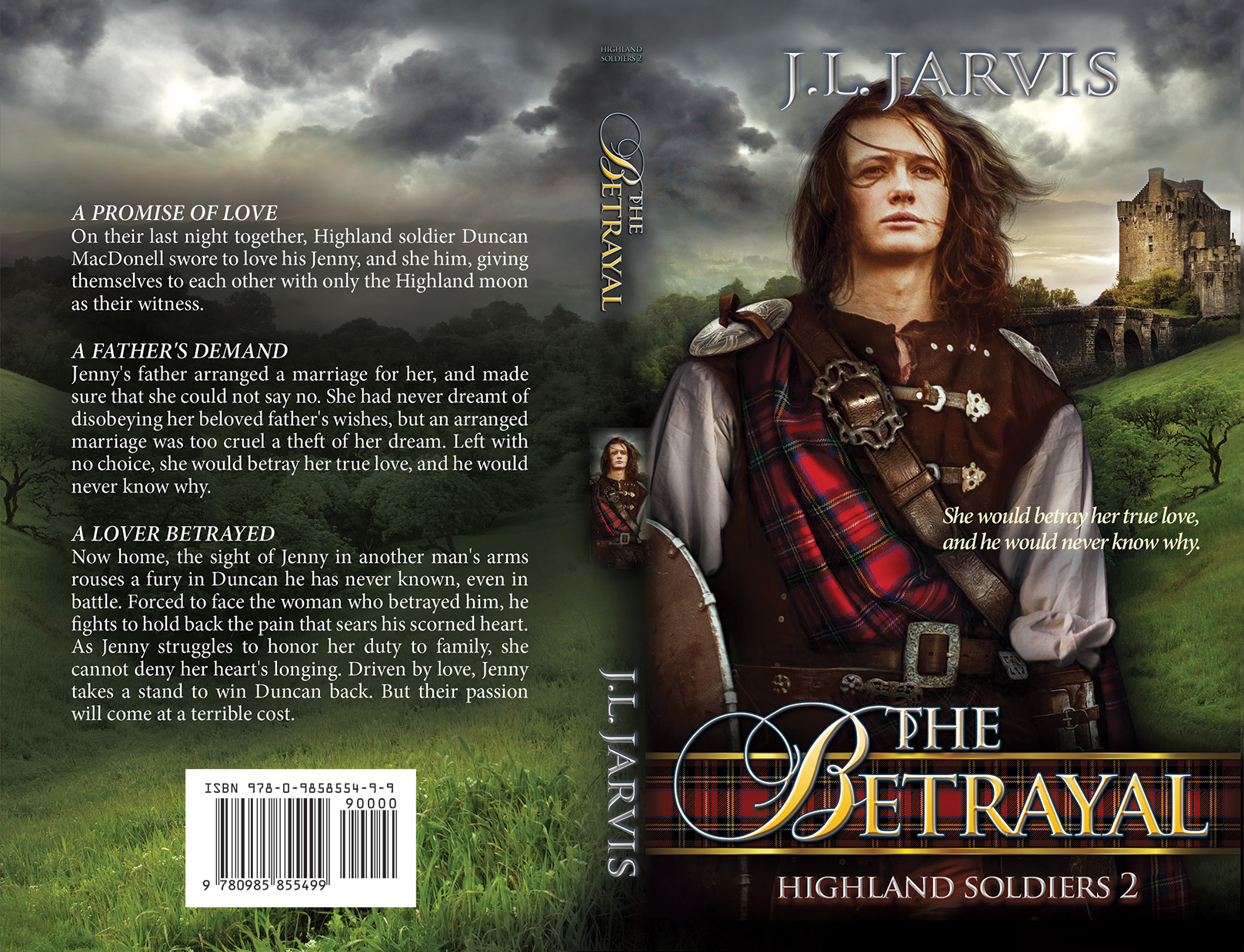 The Betrayal (Book 2)