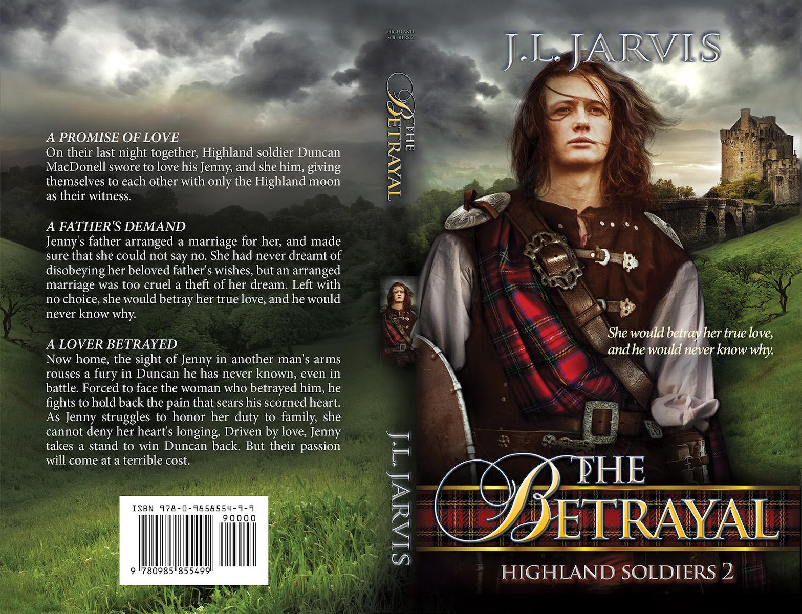 The Betrayal (Book 2)