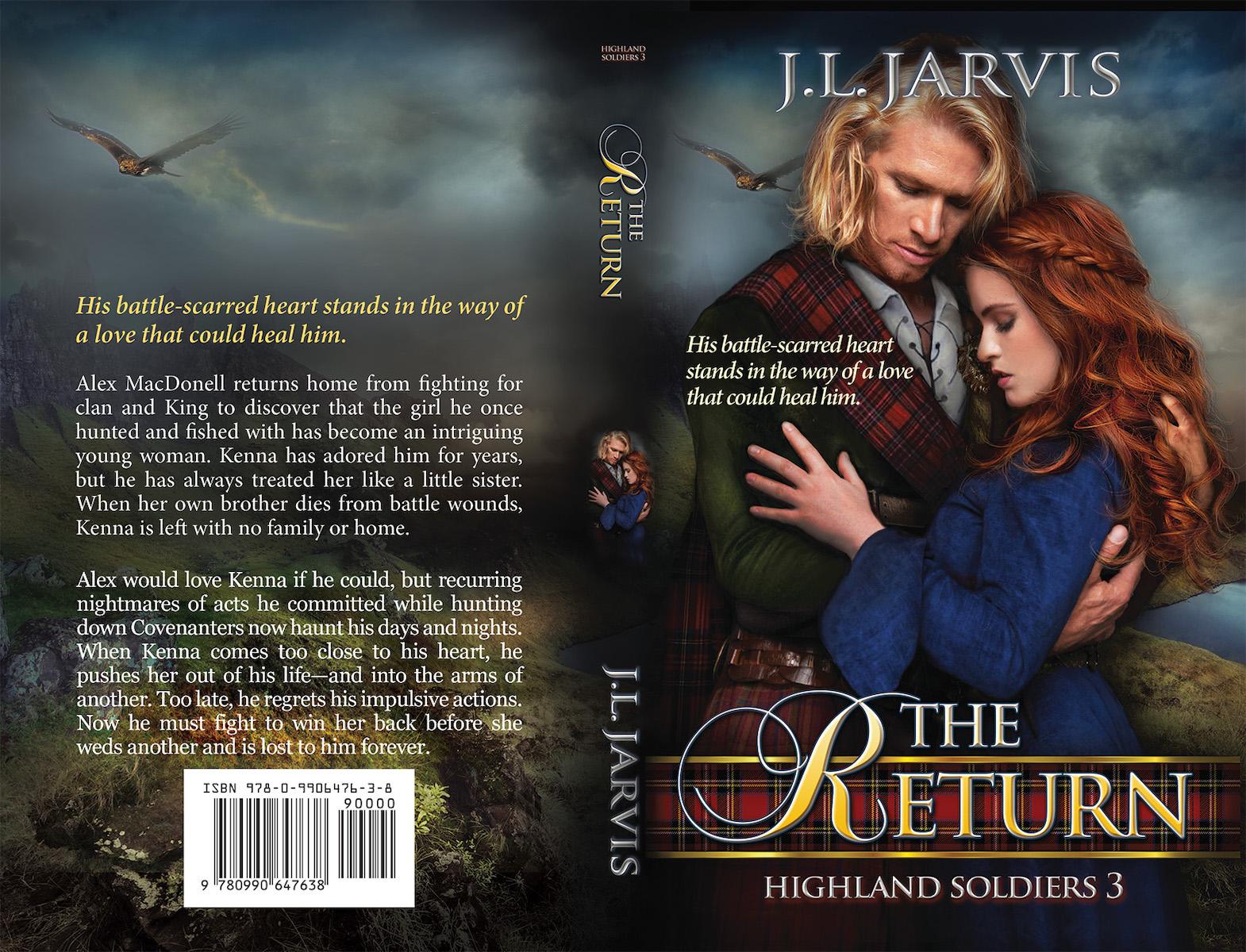 The Return (Book 3)