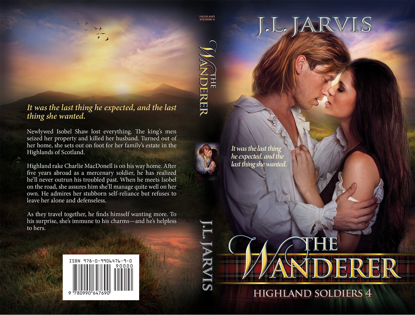 The Wanderer (Book 4)