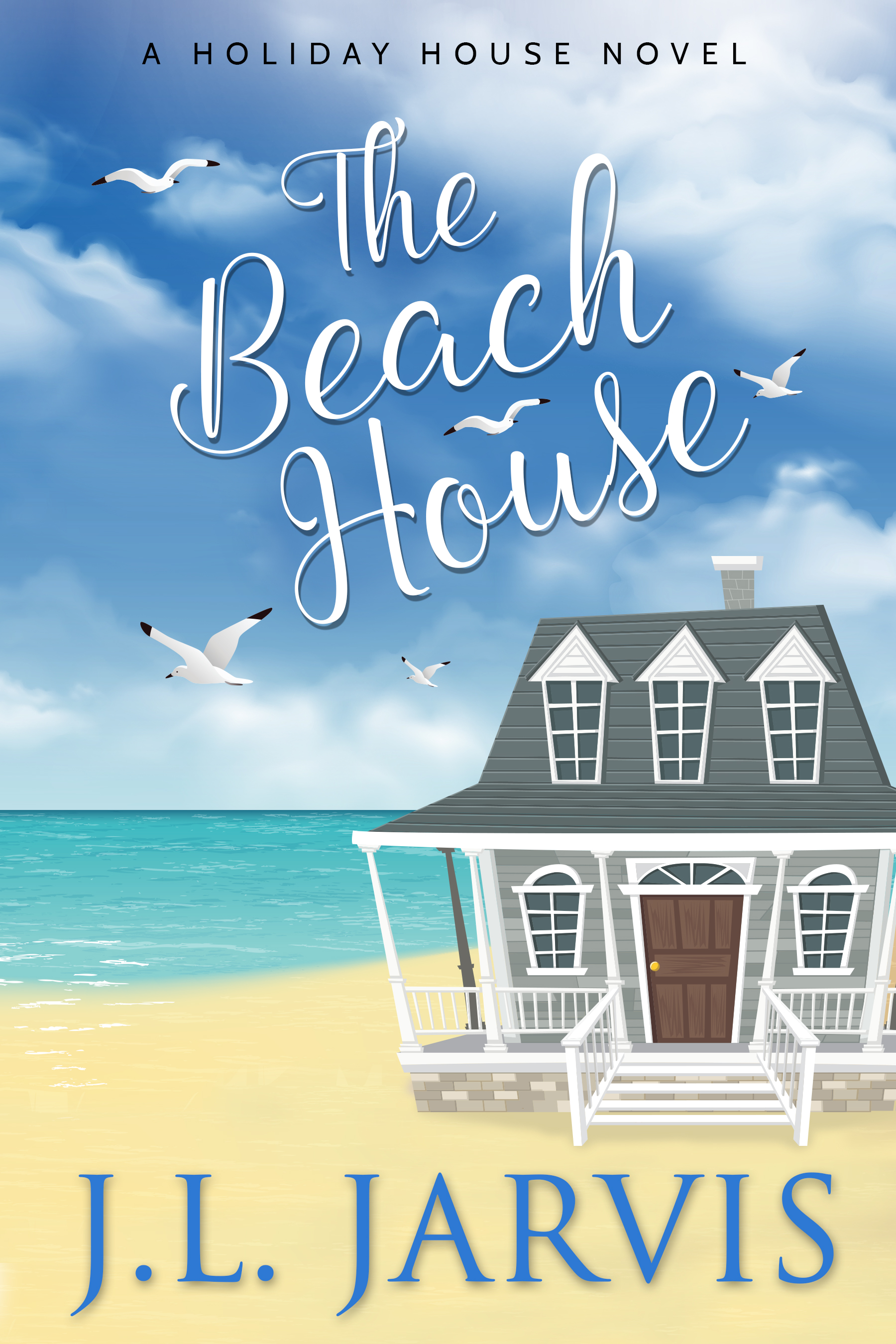 Cover:The Beach House