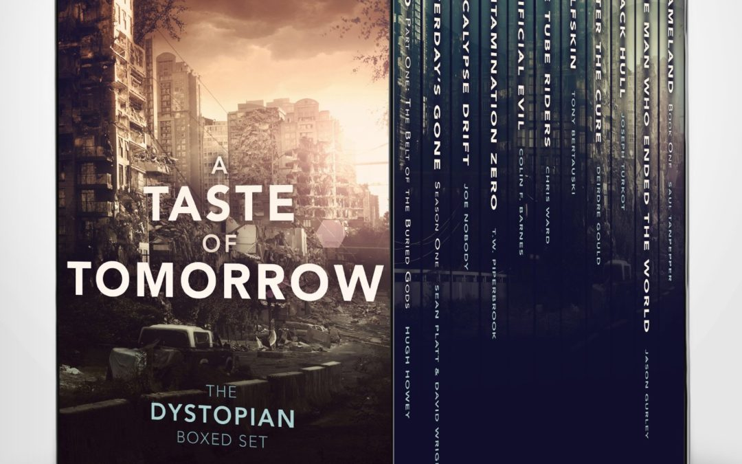 New Release: A Taste of Tomorrow