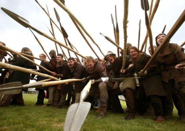Stirling set for Bannockburn commemoration weekend – The Scotsman