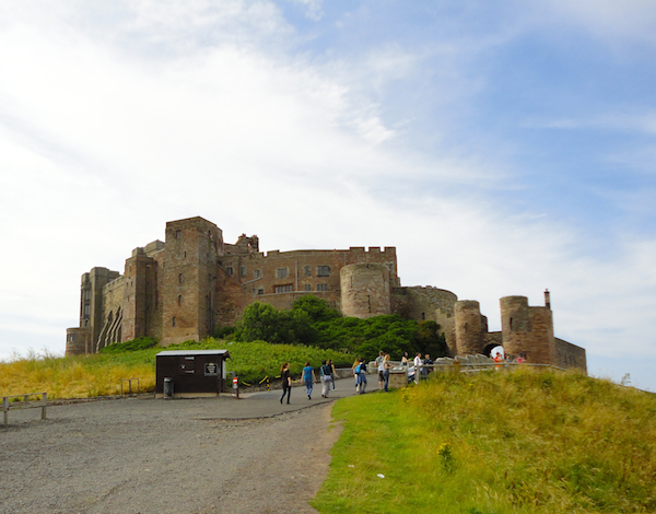 Bamburgh Castle, England (July 2014)