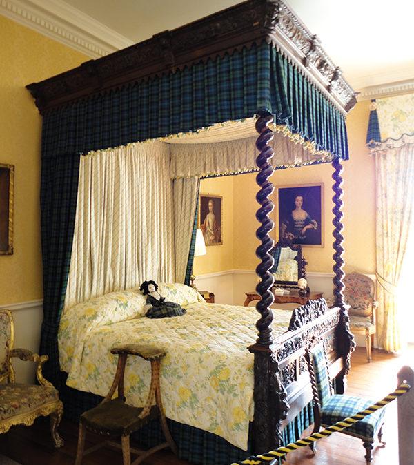 Haunted Bedroom at Kilchurn Castle