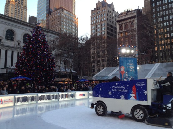 Christmastime in the City – Part 1