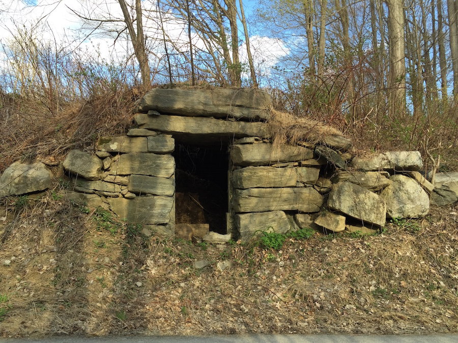 Stone Chamber from Highland Passage by J.L. Jarvis