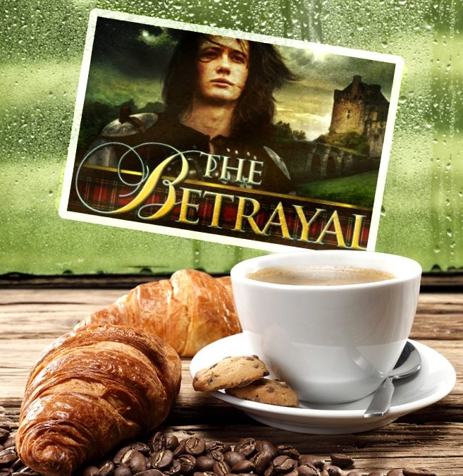Highland Soldiers 2: The Betrayal Audiobook Coming Soon