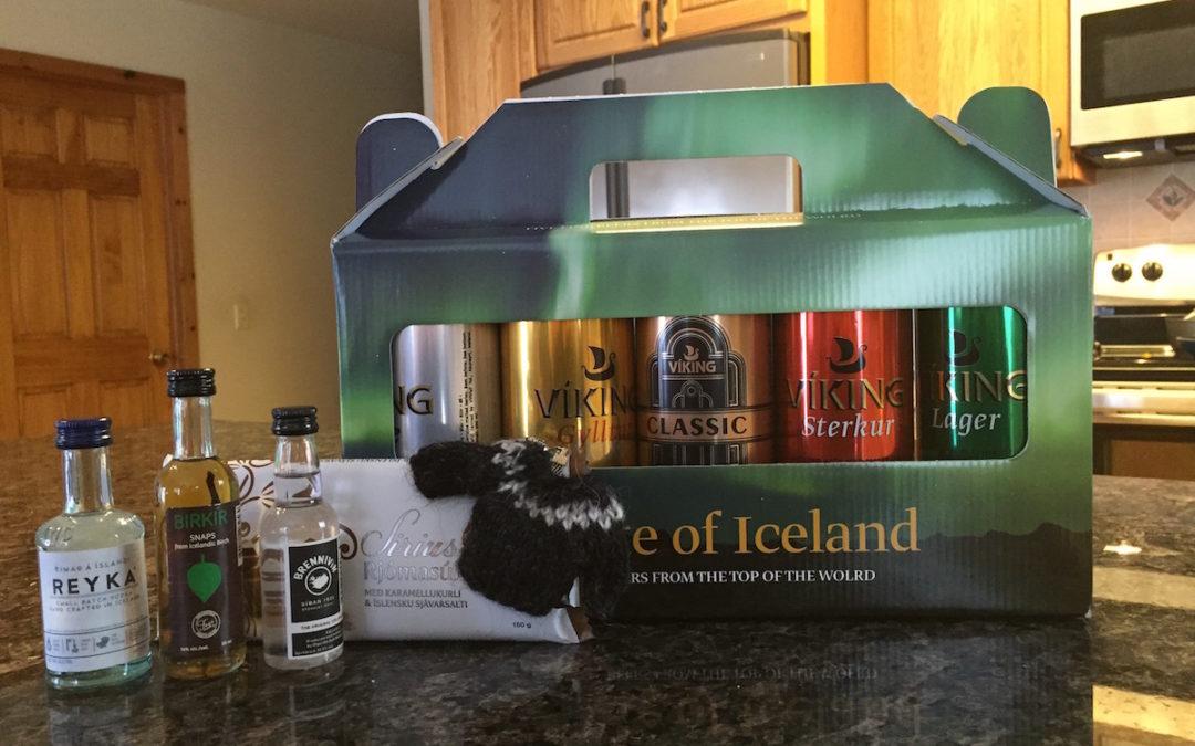 Treats from Iceland!
