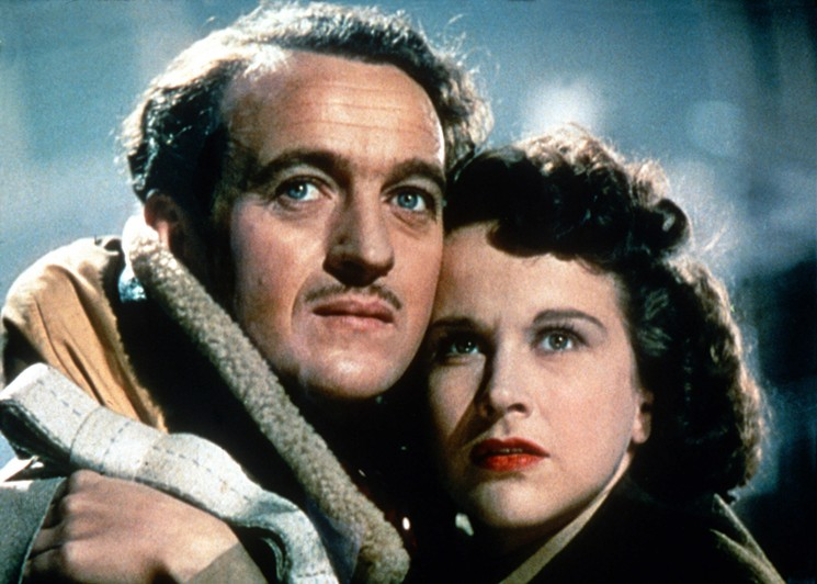 """Powell and Pressburger's Cosmic Pageant """"A Matter of Life and Death"""" Remains a Heartening Celebration of American Diversity 