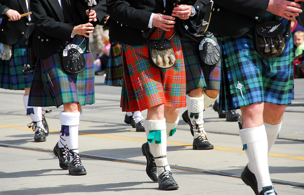 How Highlanders Came to Wear Kilts