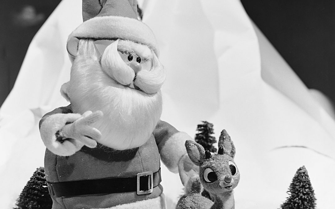 Opinion   Notes on 'Rudolph the Red-Nosed Reindeer' – The New York Times