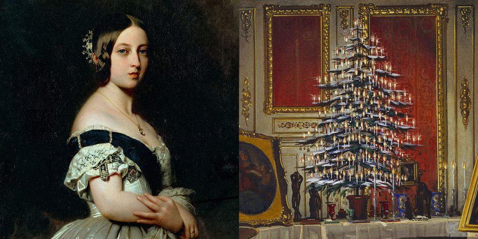 Where Did Christmas Trees Come From? – How Queen Victoria & Prince Albert Made a Holiday Tradition