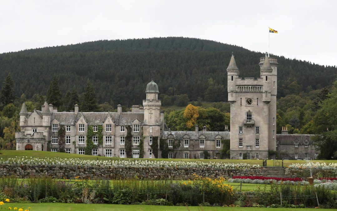 """This Is Where Queen Elizabeth II Is """"Most Happy"""" 