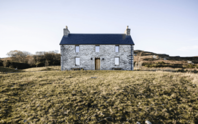 A Scottish Stone House with a Minimalist Soul (Available for Let) – Remodelista