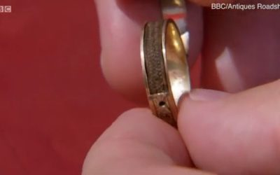 Ring Containing Charlotte Brontë's Hair Discovered in Attic | Smart News | Smithsonian